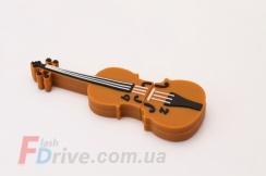 Флешка скрипка