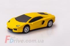 """Желтая""""Lamborghini"""""""