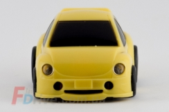 Желтая машинка флешка