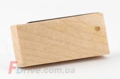 деревянная мини флешка